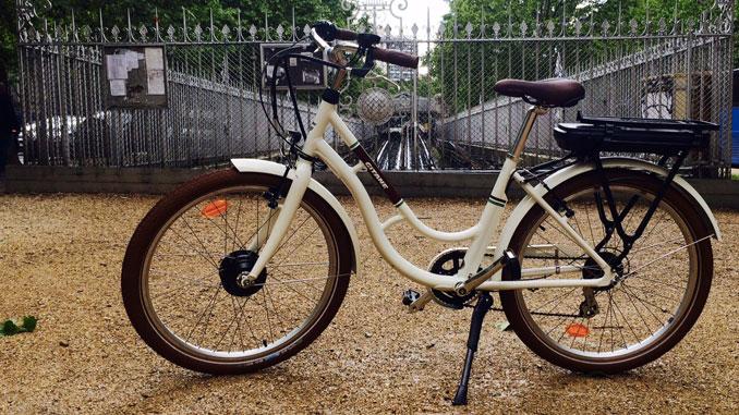 Vélo électrique lequel choisir Gitane Zumba