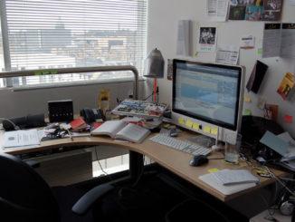 Être écolo au bureau